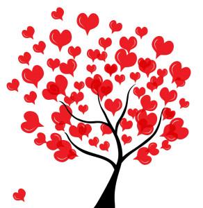 heart-tree
